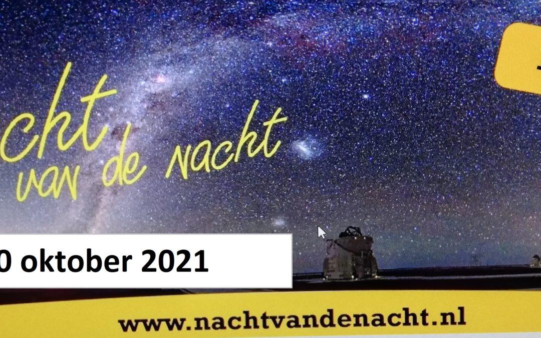 Nacht van de nacht 30-10-2021